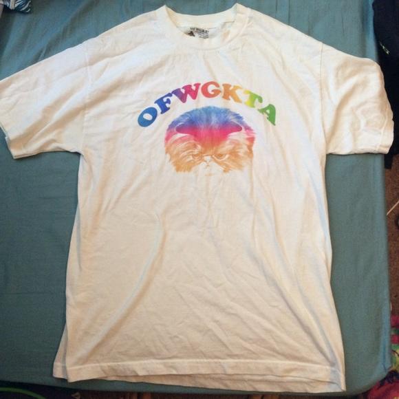 db531c35ece1 Odd future t shirt large Tyler the creator. M 5ad25ff7f9e5016498d91088